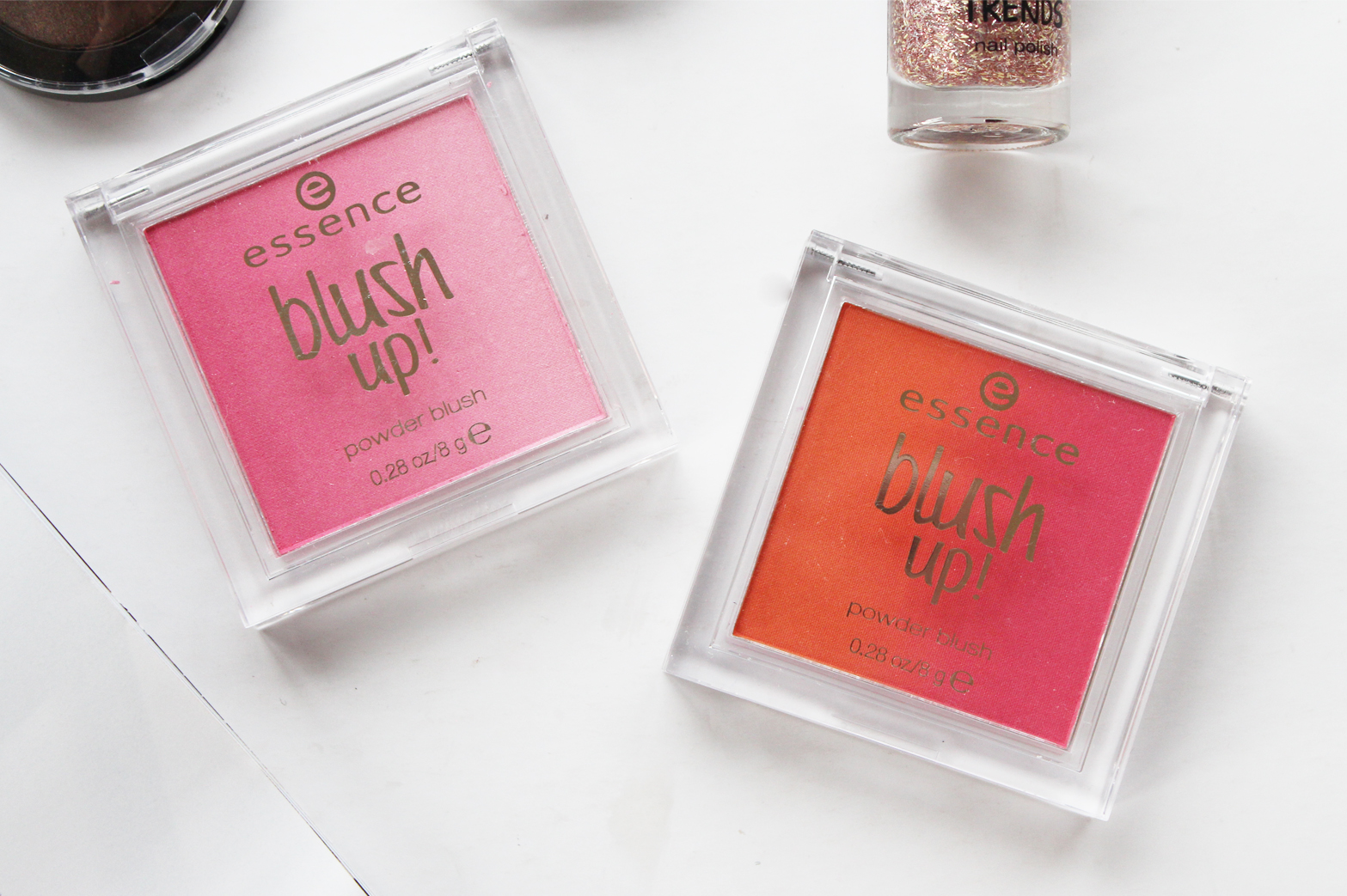 ESSENCE | Brand Overview - Product Reviews + Swatches - Blush Up! Ombre Blushes - CassandraMyee