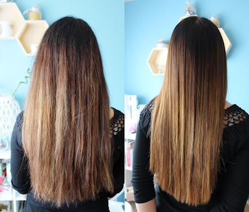 Keratynowe prostowanie włosów Alfaparf Keratin Therapy opinie i efekty.