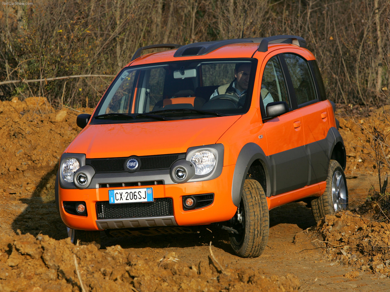 2006 fiat panda cross. Black Bedroom Furniture Sets. Home Design Ideas