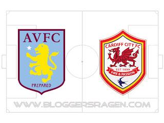 Prediksi Pertandingan Cardiff City vs Aston Villa