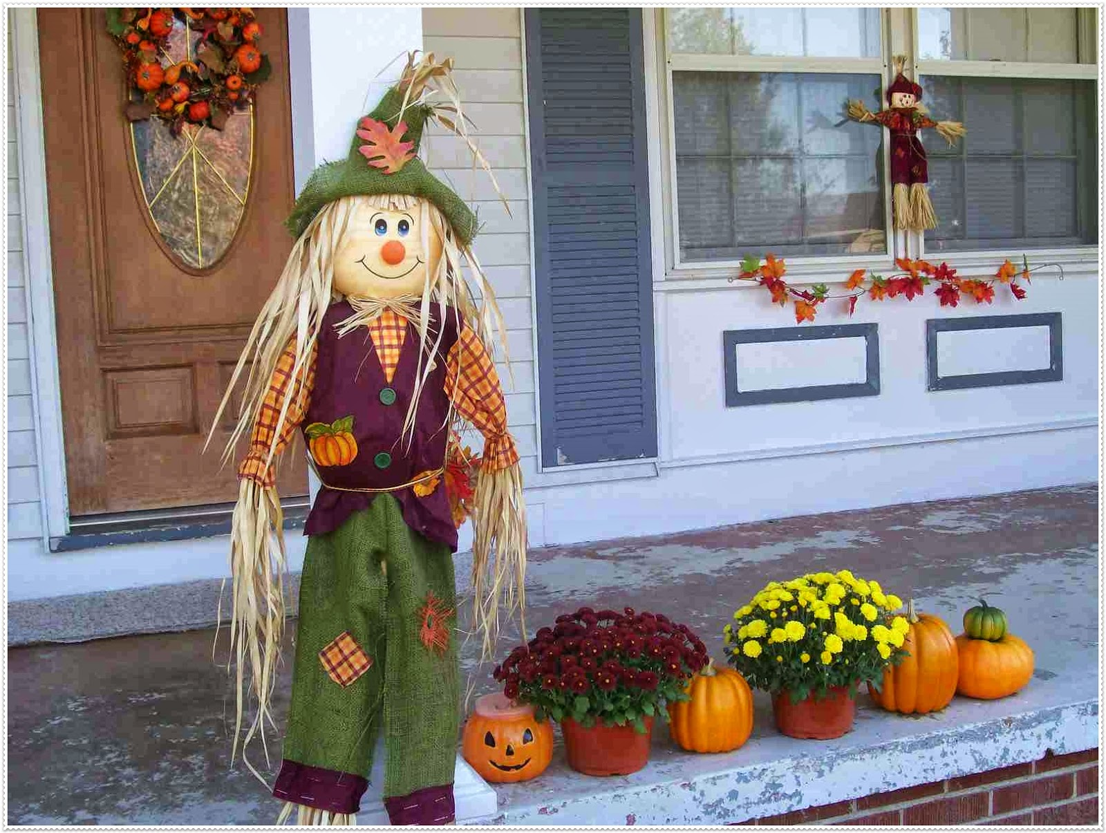 Decoracion jardin halloween for Decoracion para halloween
