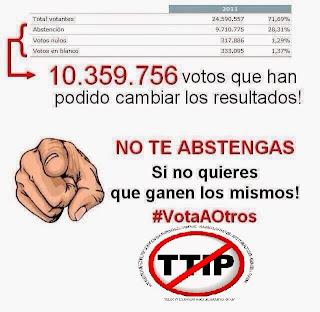 #VotaAOtros