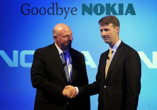 It's Confirmed! Goodbye Nokia, Hello Microsoft Mobile