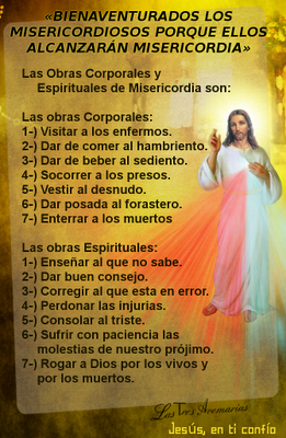 14 obras de misericordia