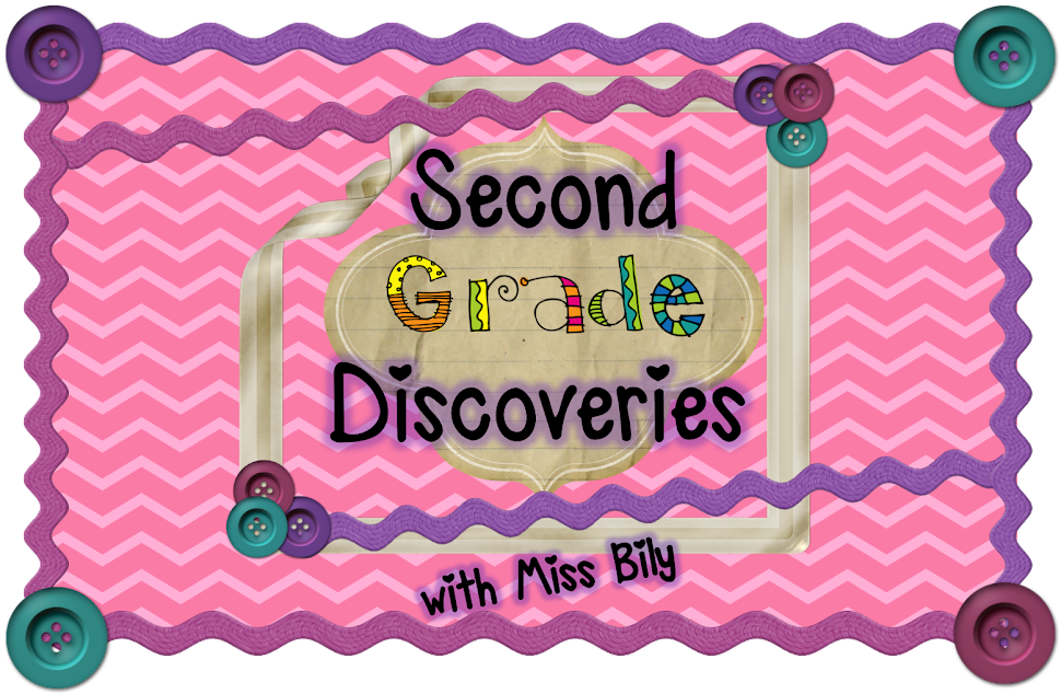 Second Grade Discoveries with Miss Bily