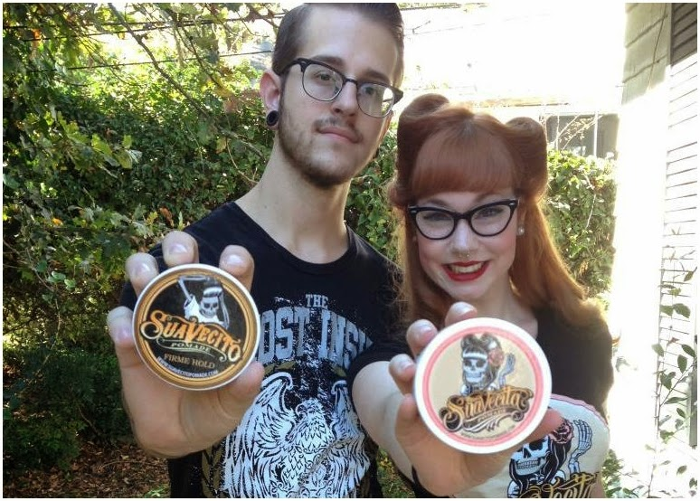 Suavecito And Suavecita Women's Pomade