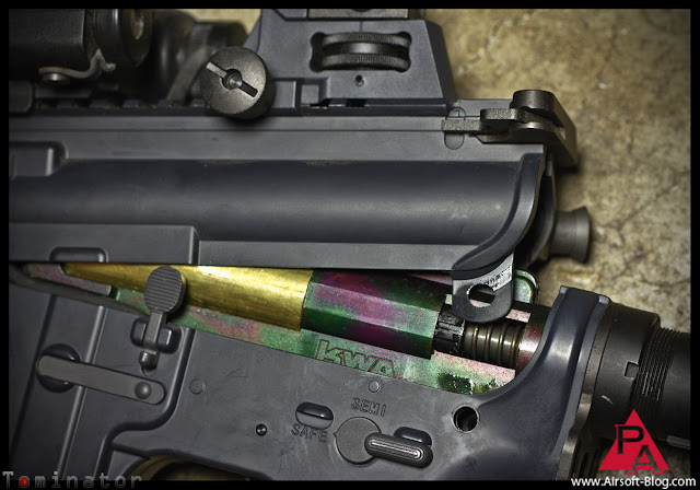 how to upgrade your airsoft aeg for free, how to increase fps in an airsoft aeg, kwa upgrade tutorials, how to take apart a kwa aeg, how to take apart an aeg, pyramyd airsoft blog, pyramyd air, pyramyd airsoft guns, tom harris media, tominator,