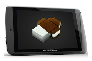 Archos Arnova New Wave of G3 Android 4.0 Tablets