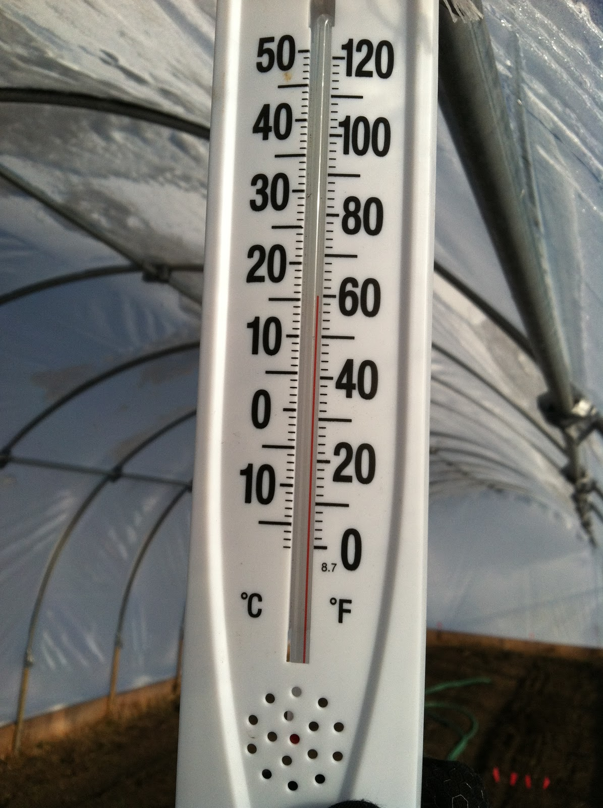 Open Arms Of Minnesota Season Extension At Open Farms 14 Degrees