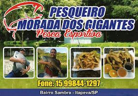 PESQUEIRO MORADA DOS GIGANTES Pesca Esportiva