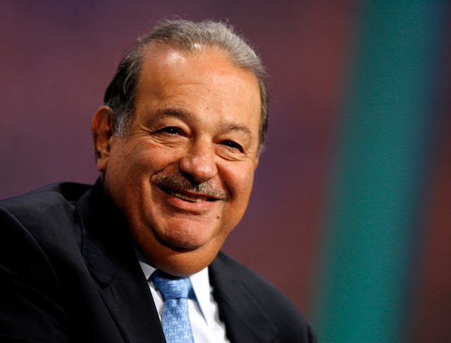 Carlos Slim Helu Biography, The Rich Entrepreneur in the World