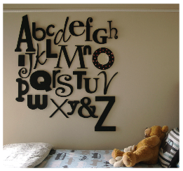 Noosh: Custom colour wall art