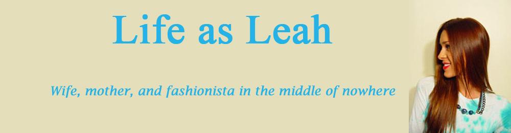 Life as Leah