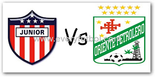 Junior Vs Oriente Petrolero Online En Vivo