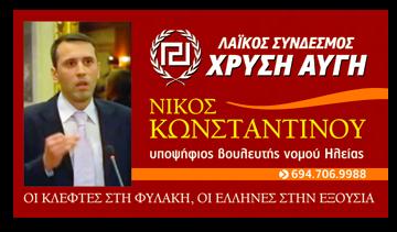 Νίκος Κωνσταντίνου