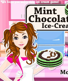Game Memasak Membuat Cake Ice Cream