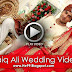 Pakistani Actor Faiq Khan Wedding Video