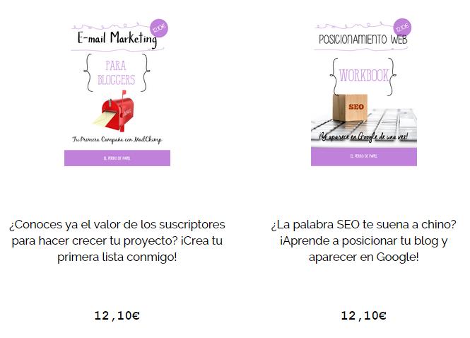 Ebooks para relanzar tu Blog