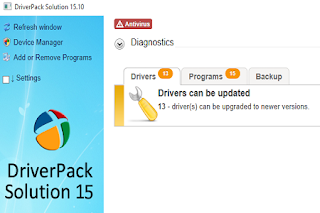 Update DriverPack Solution 15.10 Full