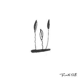 Zeichnung Bild / painting picture : Gras / gras