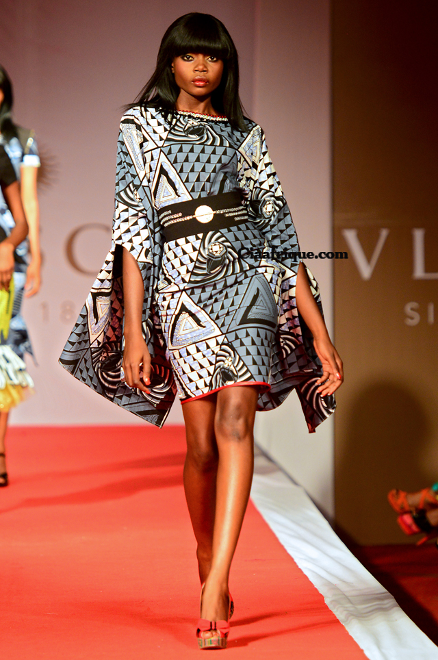 Vlisco Fashion Show Cotonou 2012 Eloi Sessou