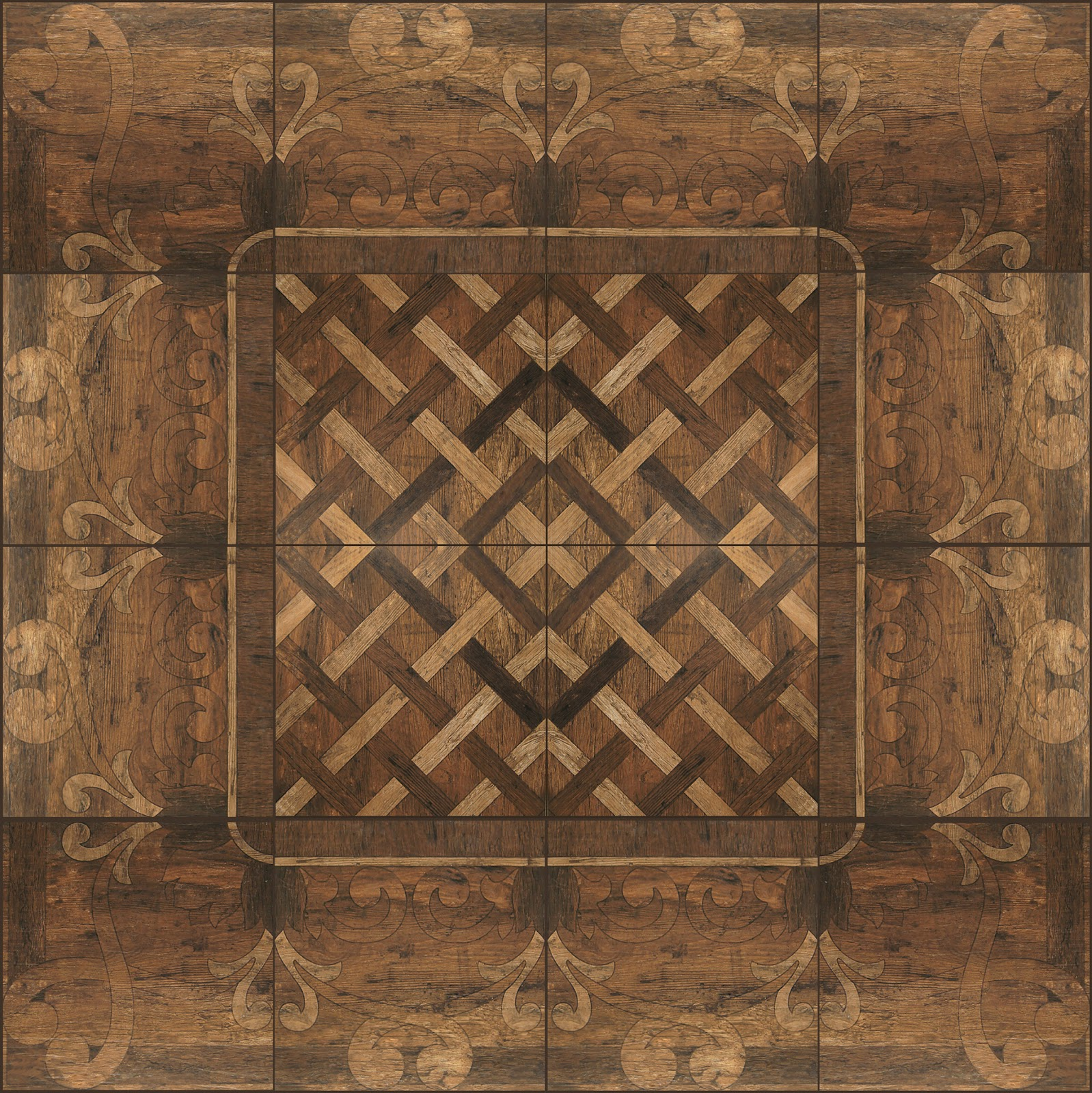 Sketchup texture march 2013 Wood pattern tile