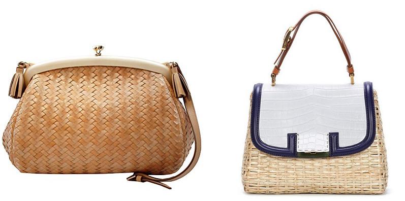 Дамска мода при малките чанти за рамото