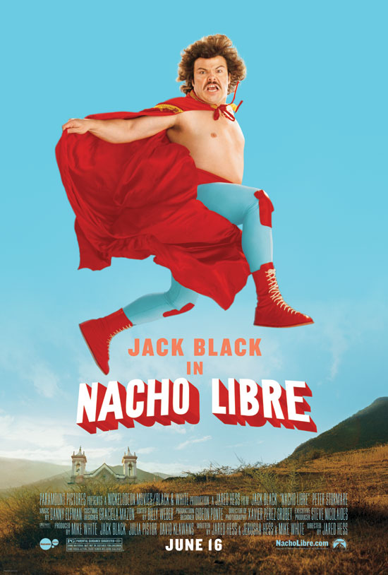 movie review nacho libre movie maniac