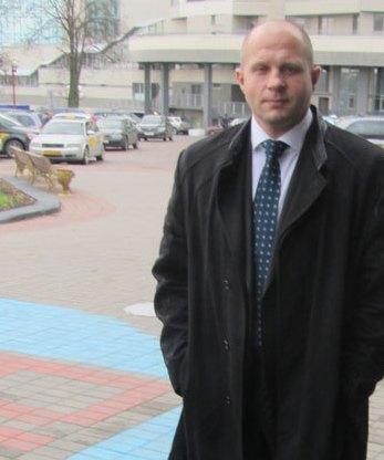 Последний Бой Императора Фёдор Емельяненко (2012)