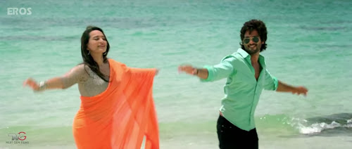 Watch Online Music Video Song Dhokha Dhadi - Rambo Rajkumar (2013) Hindi Movie On Youtube DVD Quality