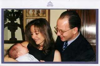 Kardam, Miriam et Boris de Bulgarie