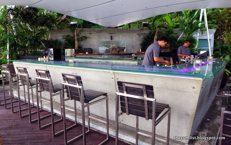 360 Bar, The Pavilions Luxury Adults-Only Resort, Phuket,