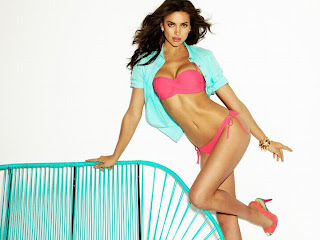 Irina Shayk Beachwear, Blanco Beachwear Campaign