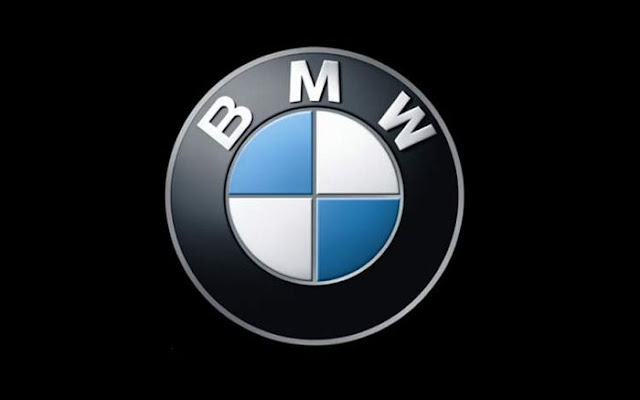 bmw logo black
