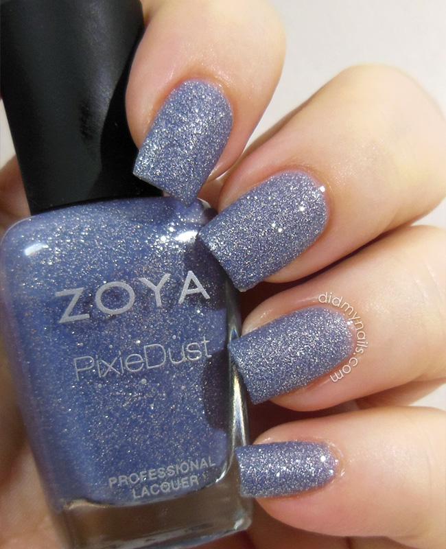 Zoya Nyx swatch