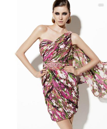 LA SPOSA - Kurze Kleider 2012
