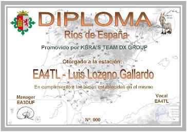 DIPLOMAS CONCEDIDOS.-