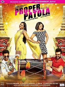 Watch Proper Patola (2014) DVDScr Punjabi Hindi Full Movie Watch Online Free Download