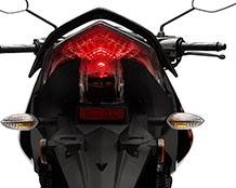 yamaha lagenda 115z fuel injection 2013 lampu signal belakang