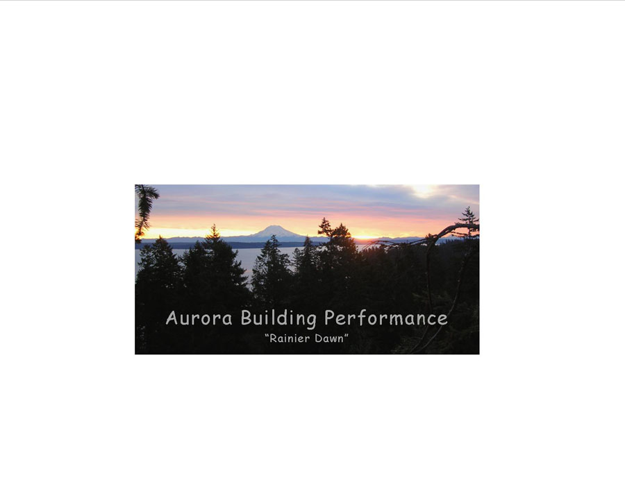 Aurora Building Performance