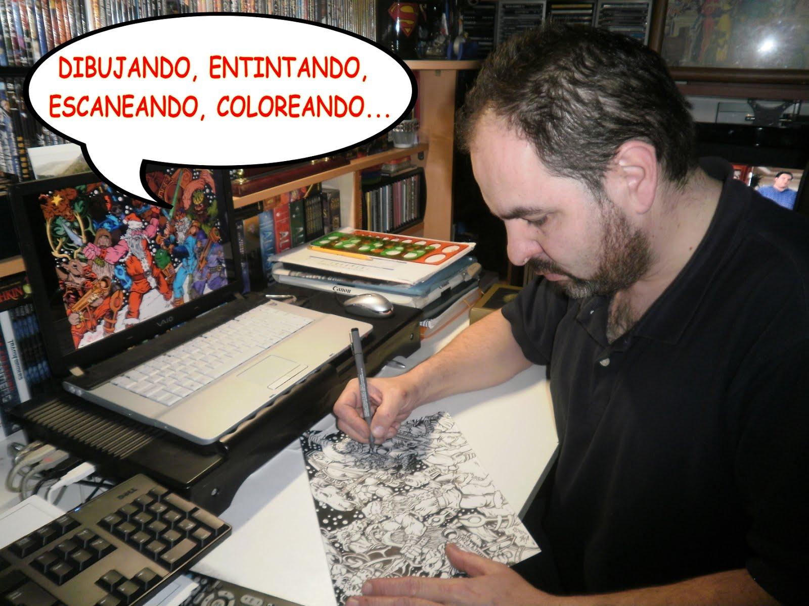 Mi blog de comics dibujados por mi