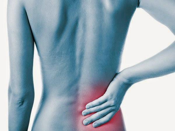 4 Posturas de yoga para aliviar el dolor de espalda