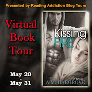 KISSING FIRE BLOG TOUR
