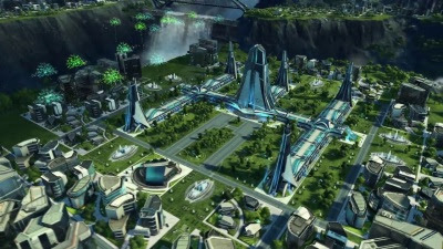 Anno 2205 (Game) - Launch Trailer - Screenshot