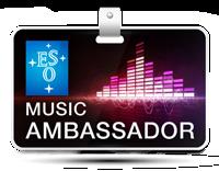ESO Music Ambassador