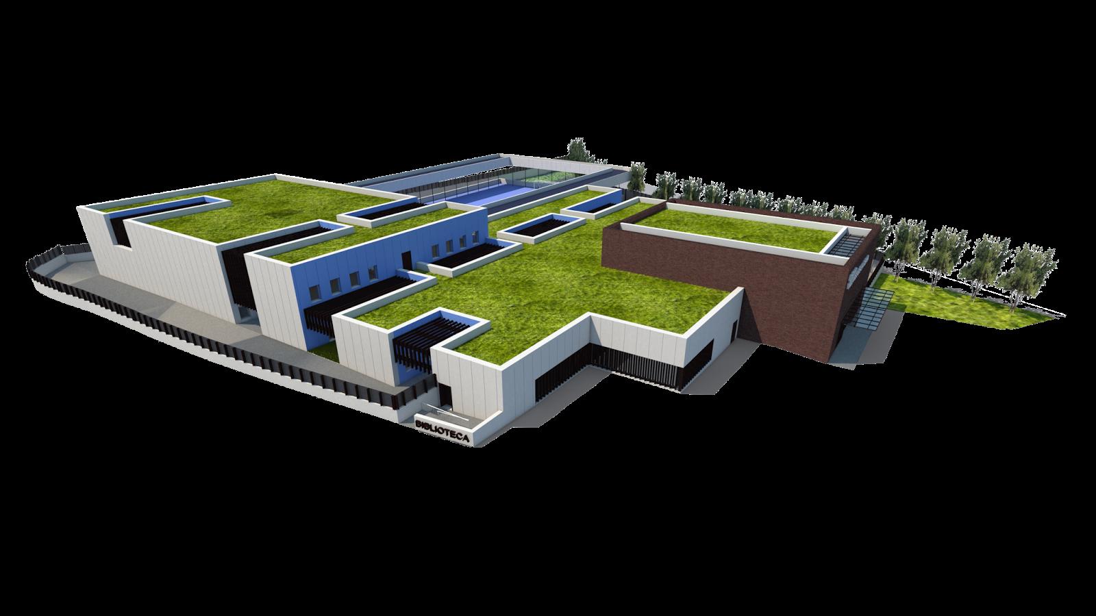 Qnoarquitectos concurso proyecto de construcci n de un c for Concurso docentes exterior