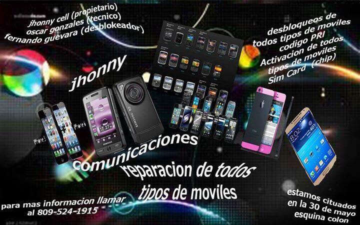 Jhonny Comunicaciones