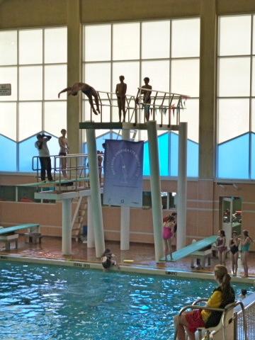 Hacton News Hacton Boys Dive For Lord Coe