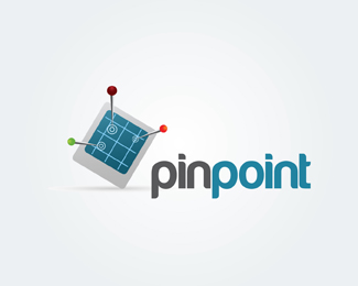 Pin Point Logo
