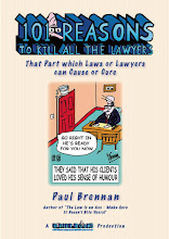 A funny new book for lawyers and those who want to be lawyers